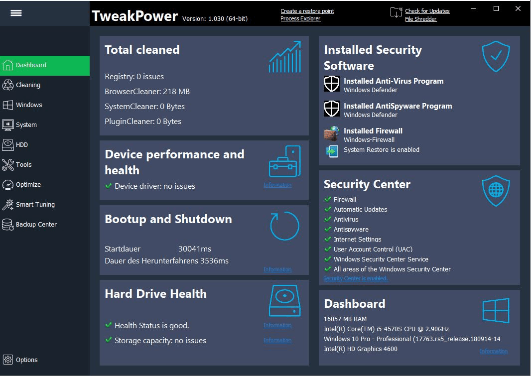 TweakPower